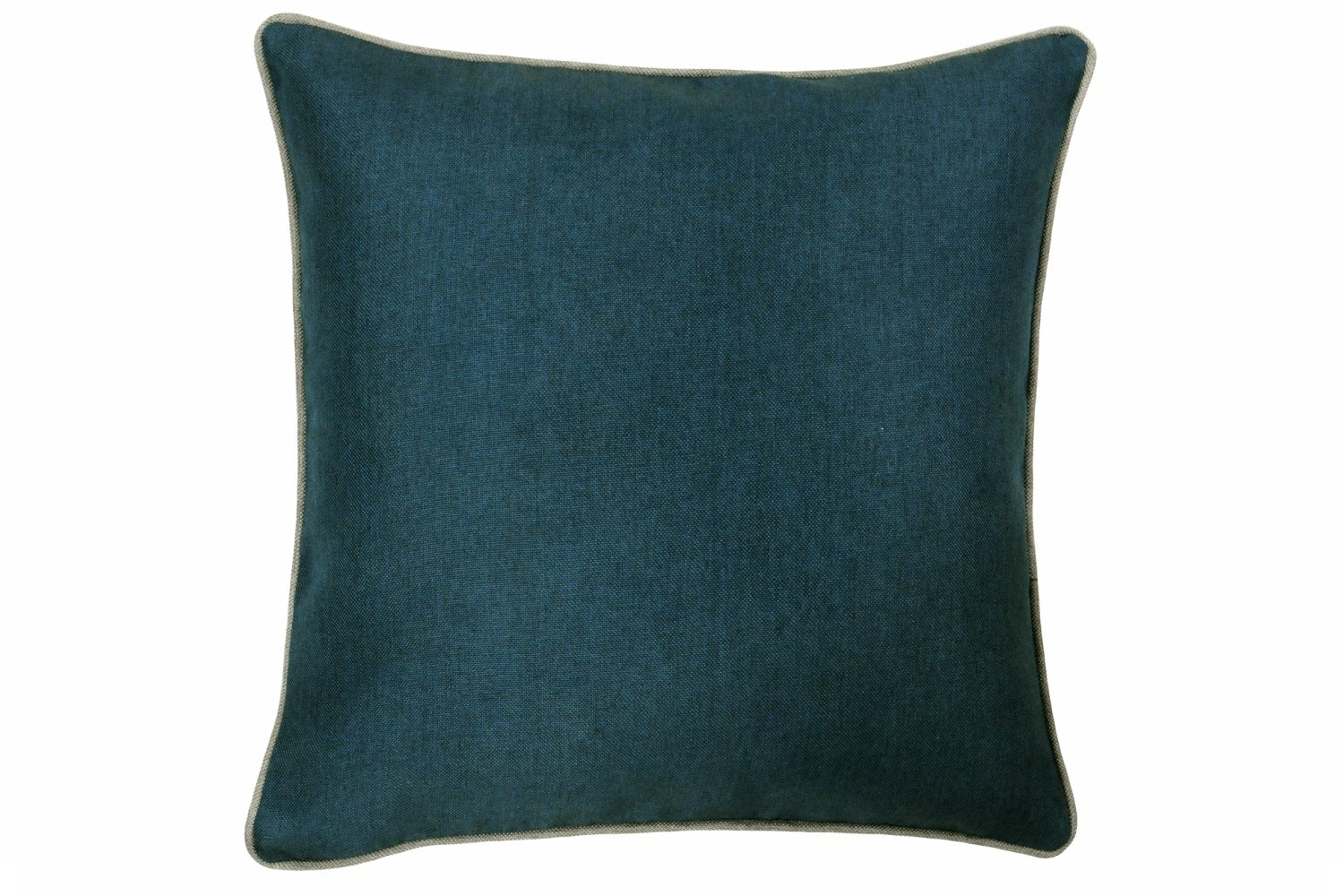 Bellucci Cushion | Petrol & Tobacco