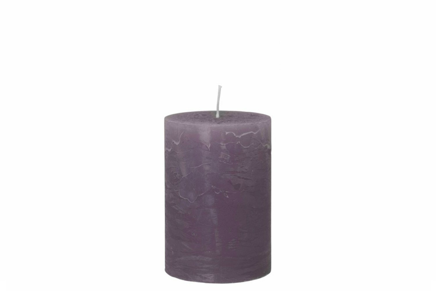 Dusty Purple Candle | 7x10