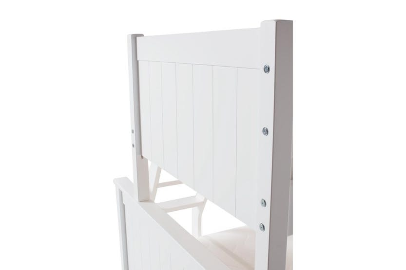 Urban Teen Bunk | 4ft | White