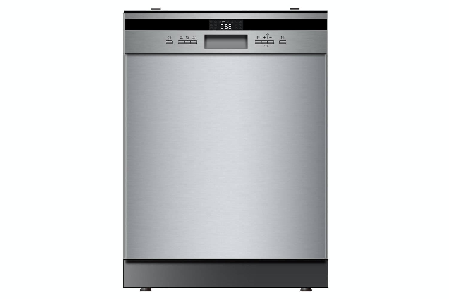 Belling Freestanding Dishwasher | 14 Place | BFD814SS