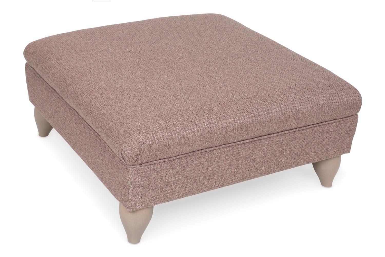 Simba Footstool | Pink