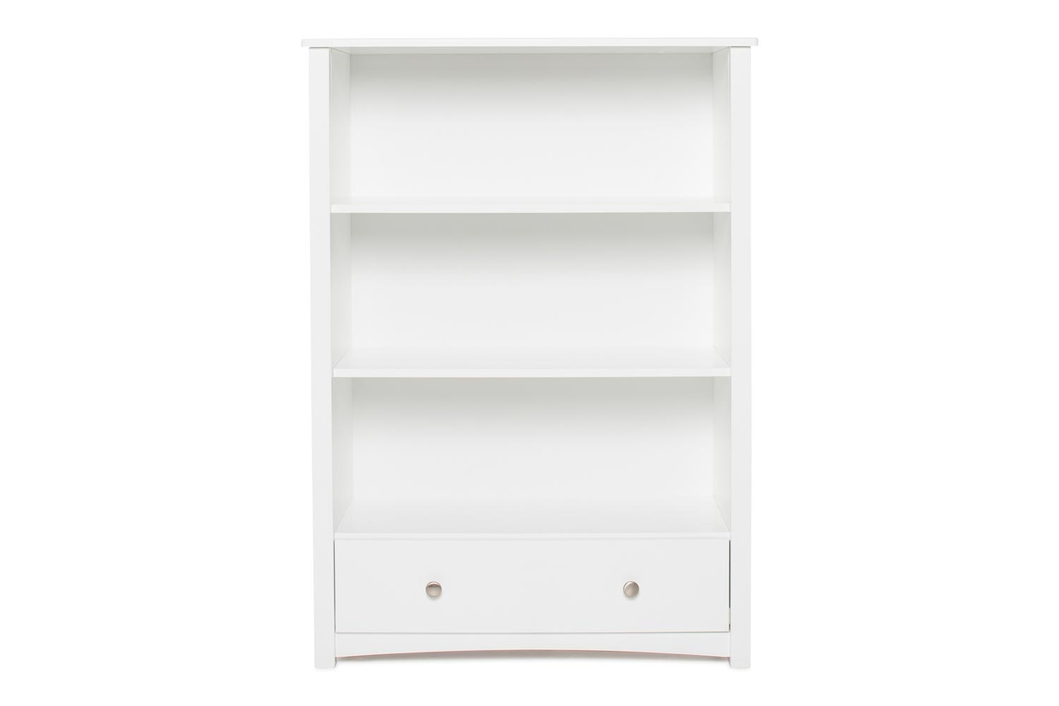 Urban Bookcase 1 Drawer | Medium | White