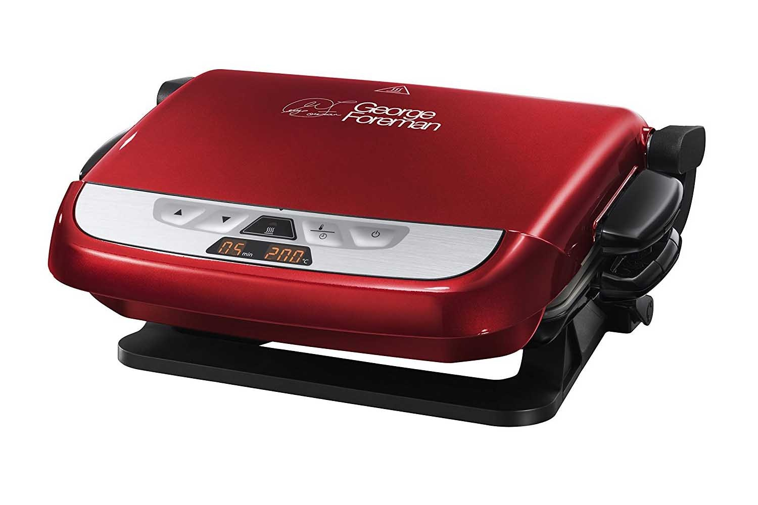 George Foreman Evolve 5 Portion Grill | 21611