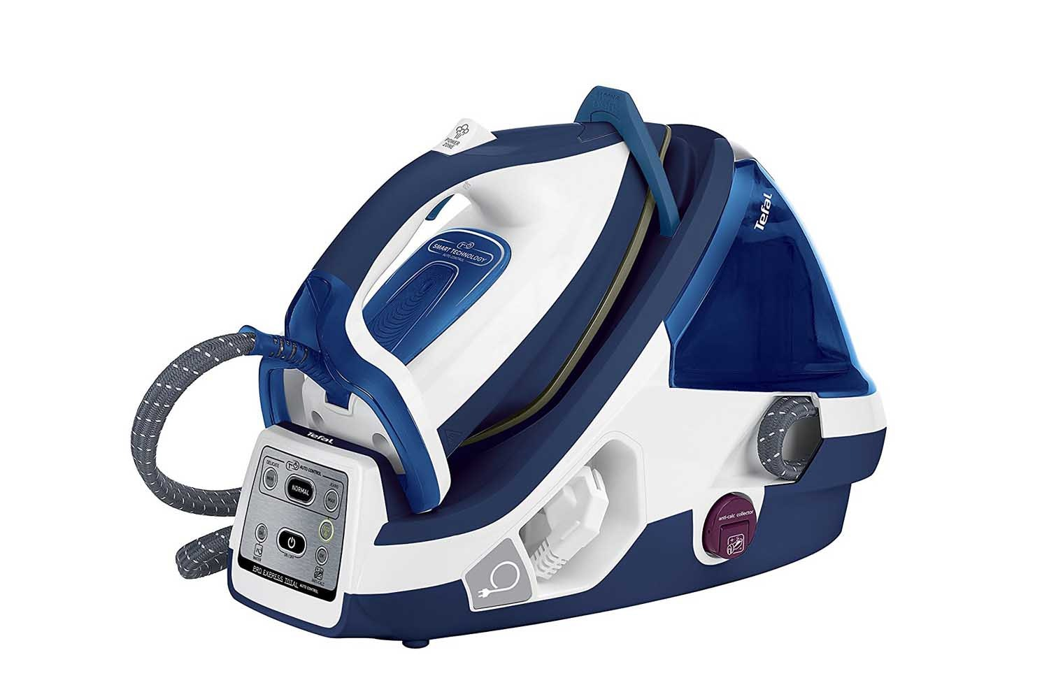 Tefal Pro Express Control Steam Generator Iron | GV8962G0