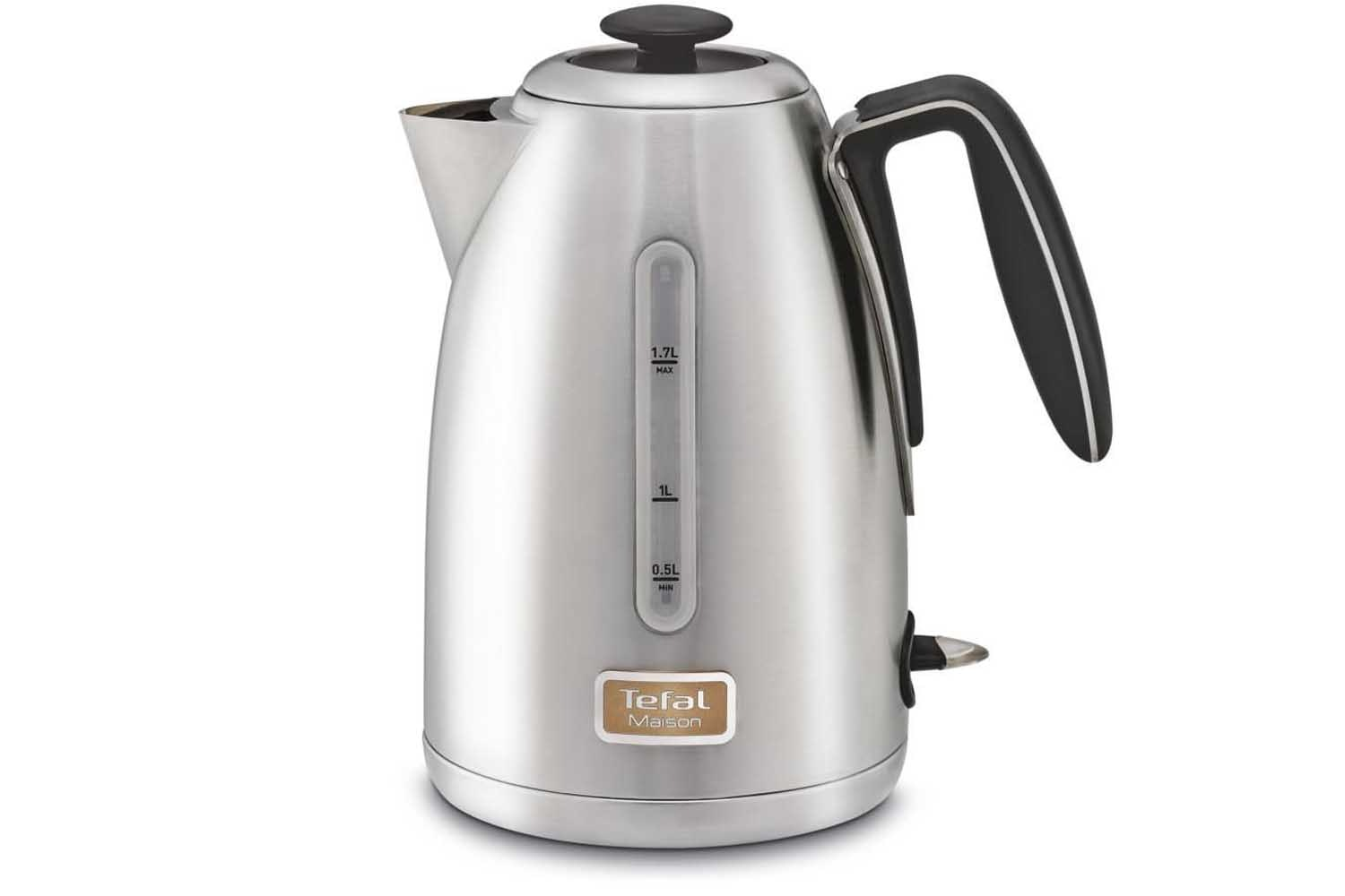 Tefal 1.7L Kettle | Stainless Steel