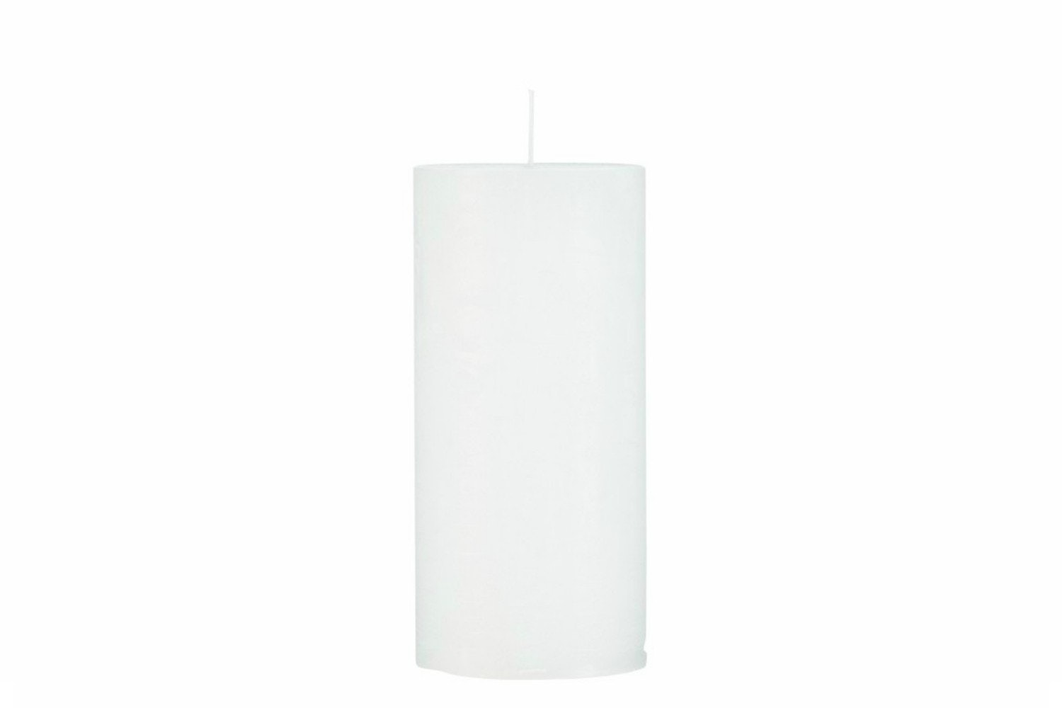 White Candle   10x25