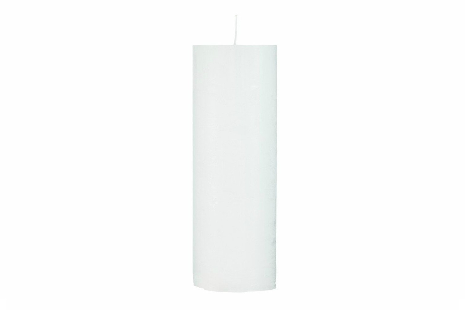 White Candle   10x35