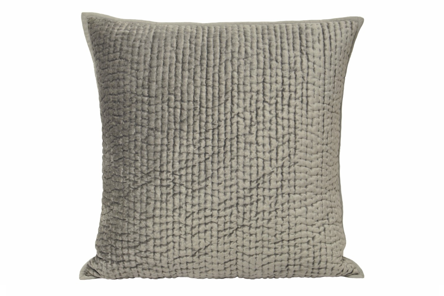 Brooklands Cushion Silver
