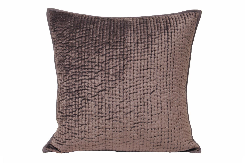 Brooklands Cushion Plum