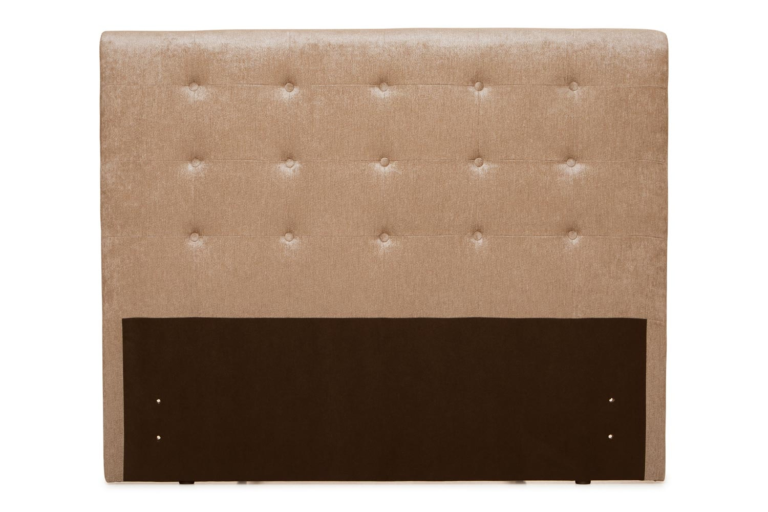 Duval Headboard | Scroll Top | Mink | 5ft