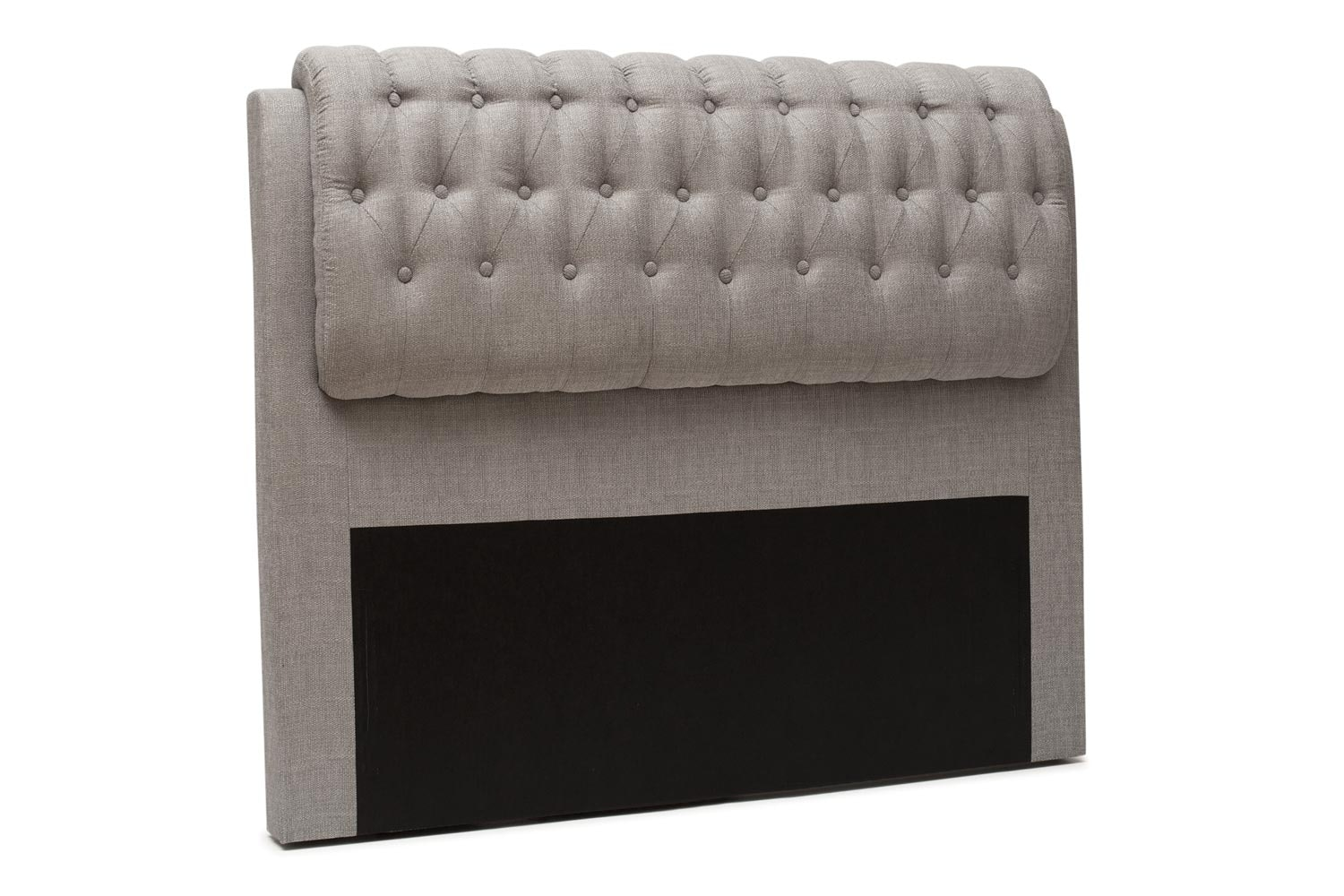 Duval Headboard | Regency | Grey | 6ft