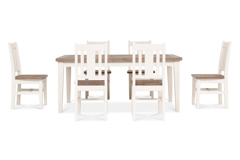 Lorraine Dining Set | 7 Piece