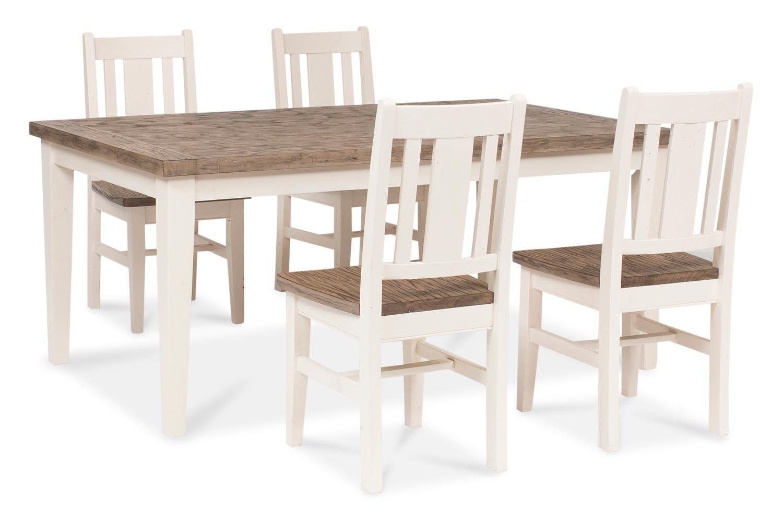 Lorraine Dining Set | 5 Piece