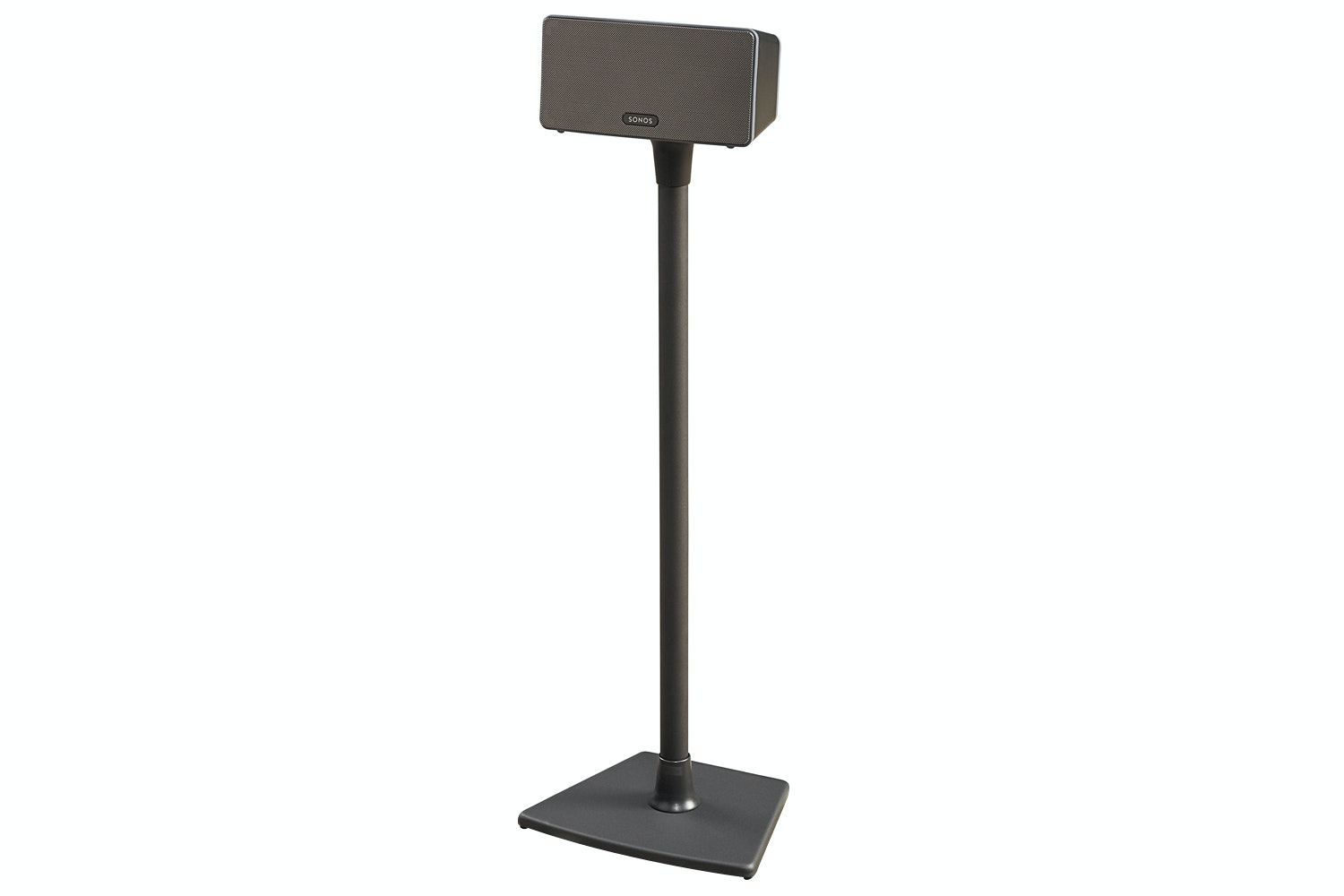 Sanus Wireless Series Speaker Stand for Sonos PLAY 1 & PLAY 3 Black | WSS1-B1