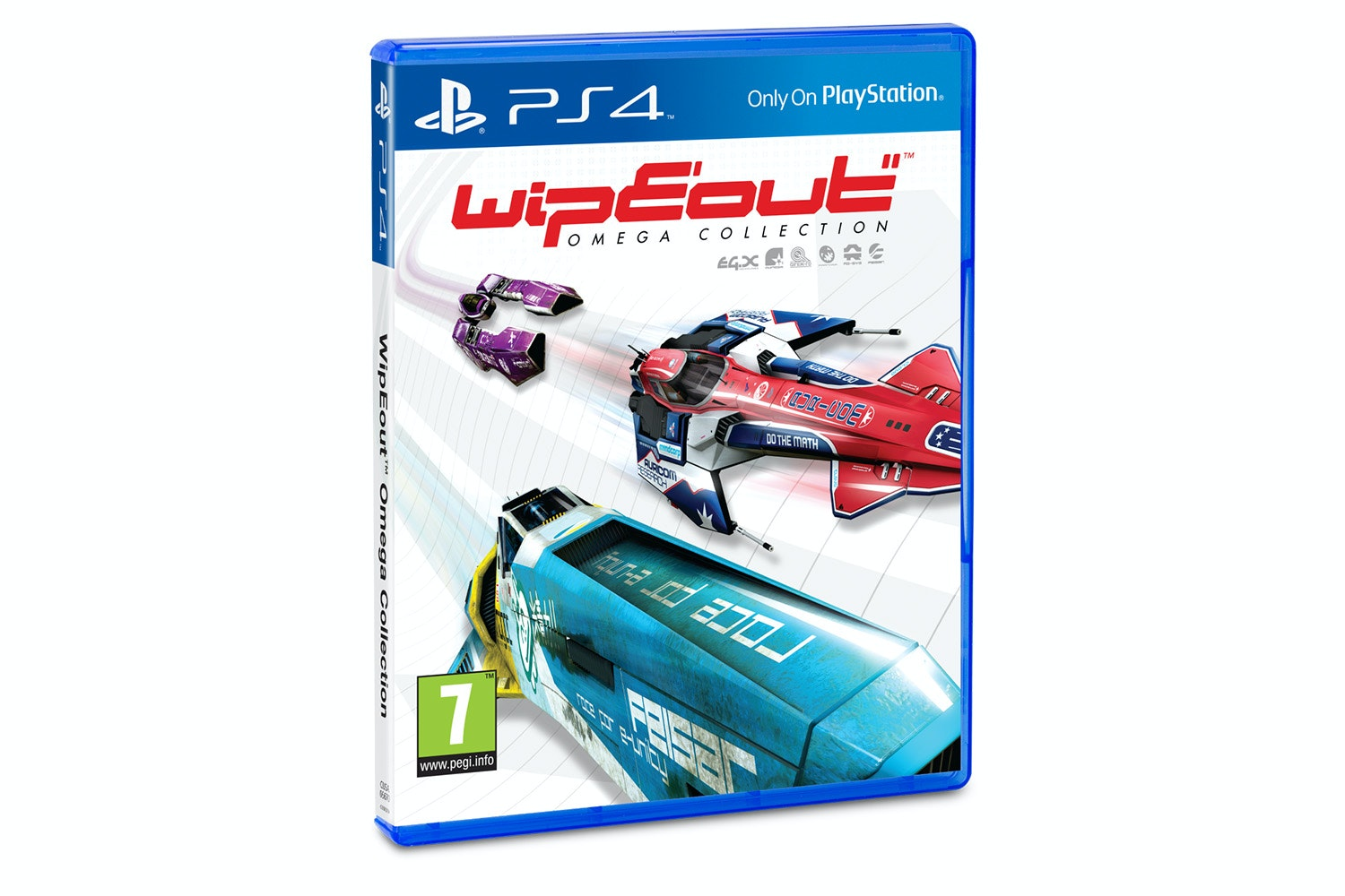 WipEout Omega Collection | PS4