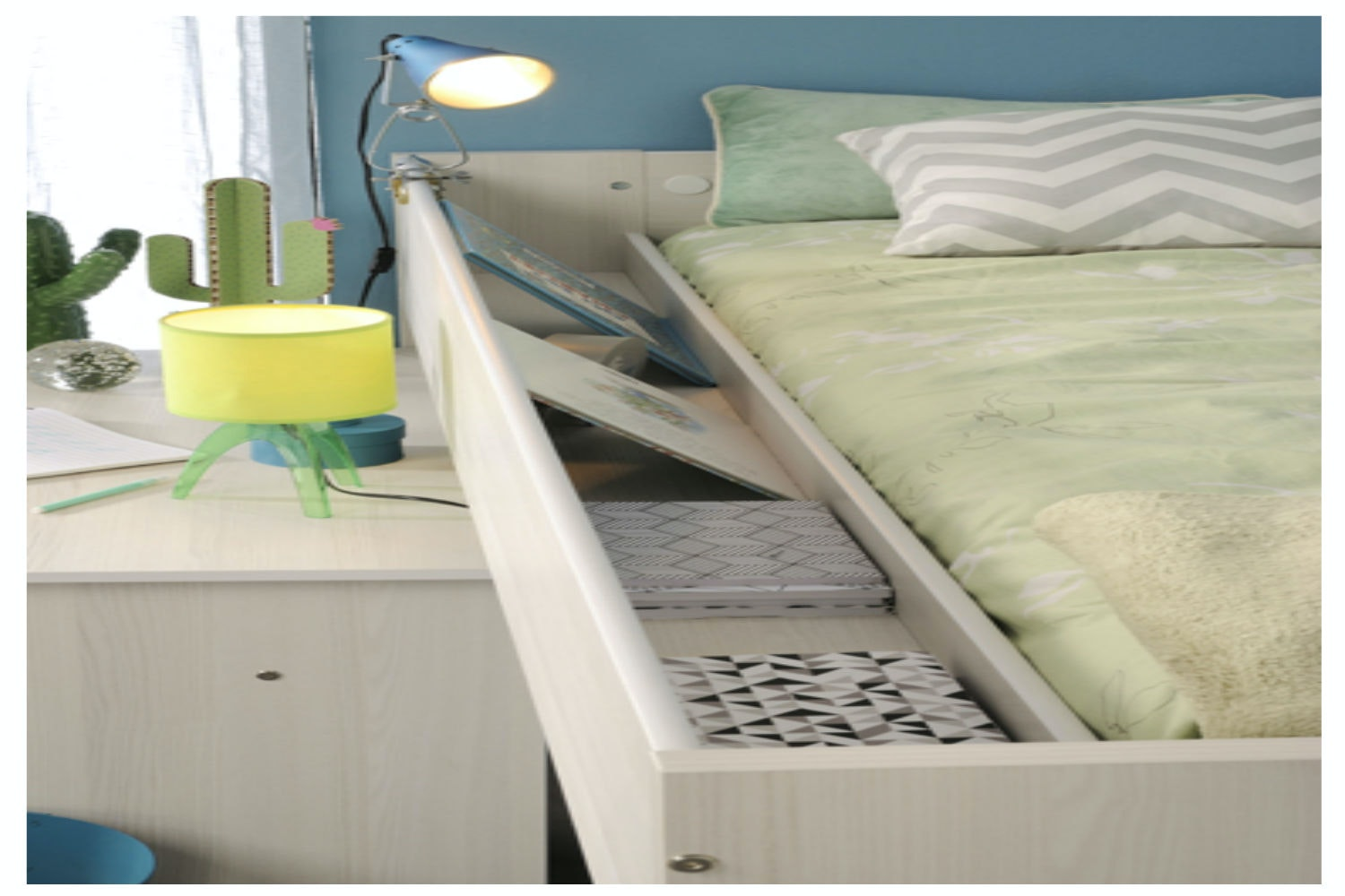 Higher Midsleeper Bed