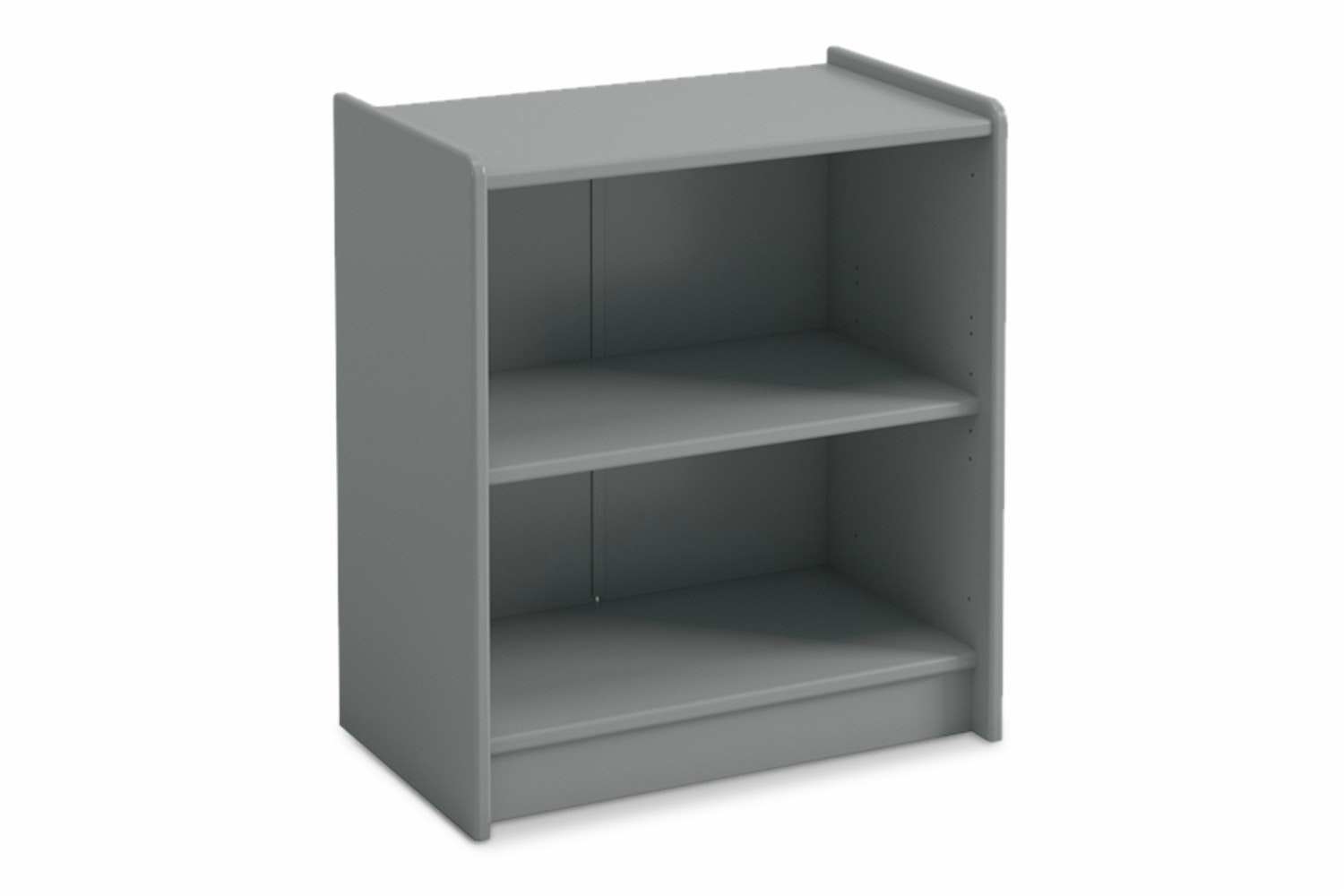 Popsicle Low Bookcase | Grey