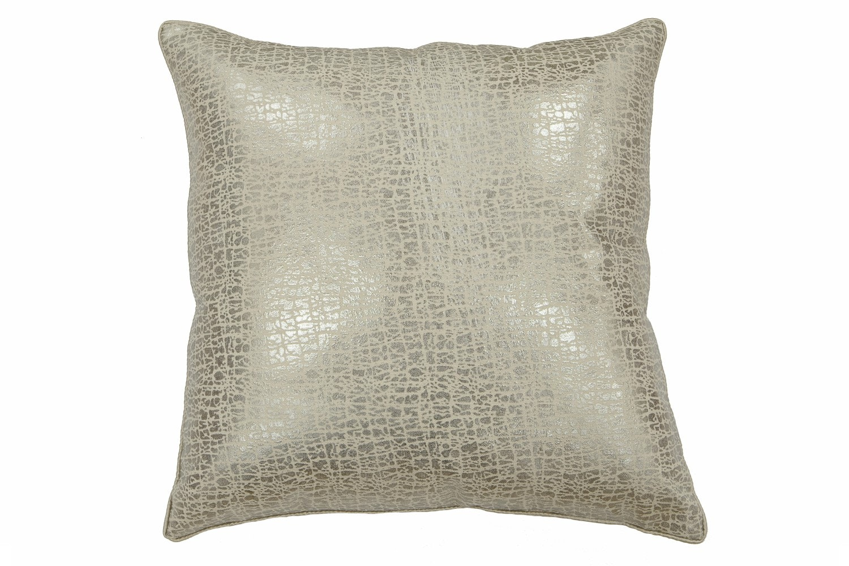 Crackle Natural Cushion