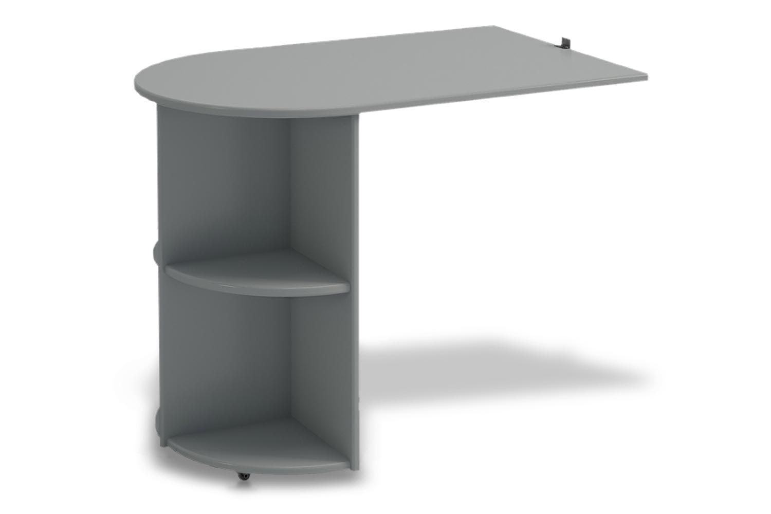 Popsicle Pull Out Desk | Grey