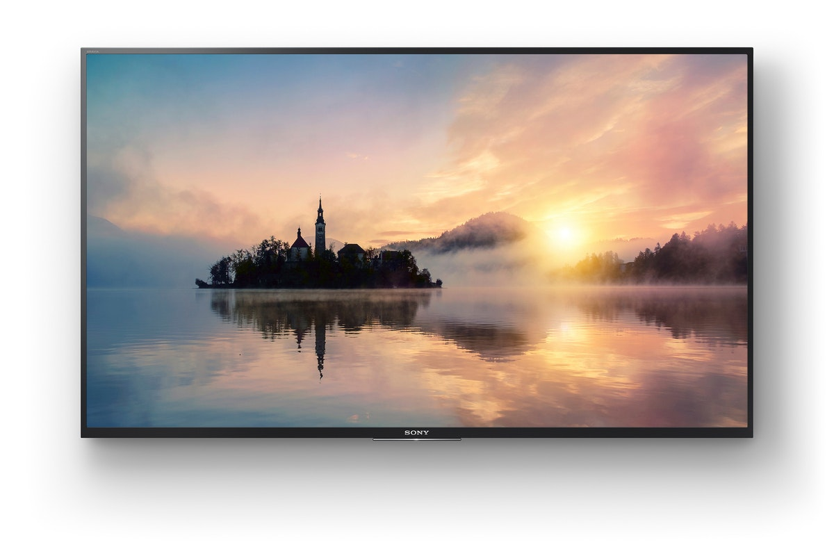 "Sony 49"" 4K HDR Smart LED TV | KD49XE7003BU"