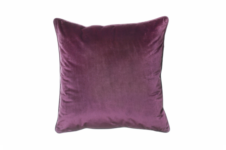 Santorini Purple Cushion