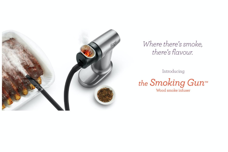 Sage Smoking Gun | BSM600SIL