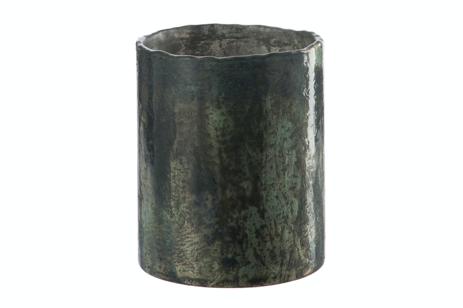 Green and Grey Vase | Small