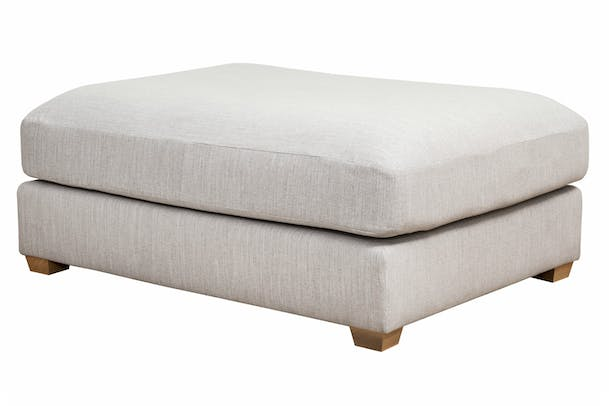 Faye Large Footstool | Category A