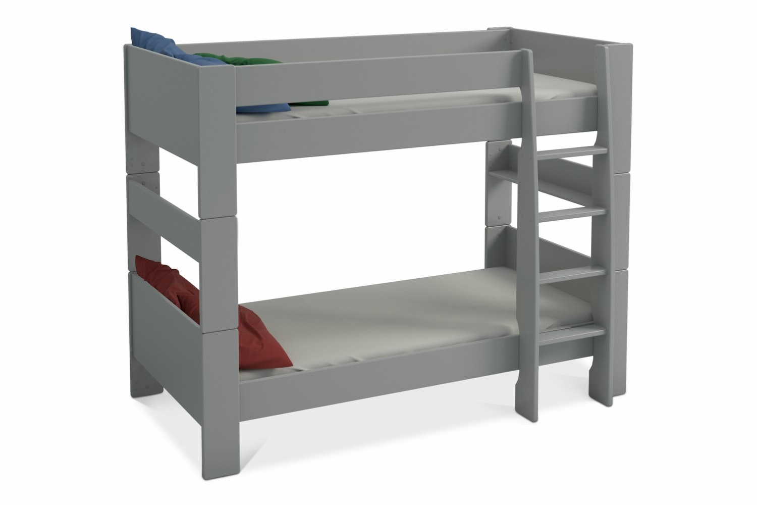 Popsicle Bunk Bed Grey Ireland