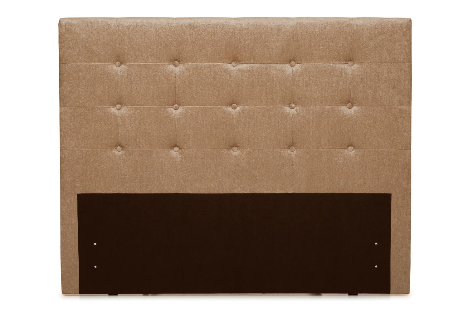 Duval Headboard | Tufted Button | Mink | 5ft