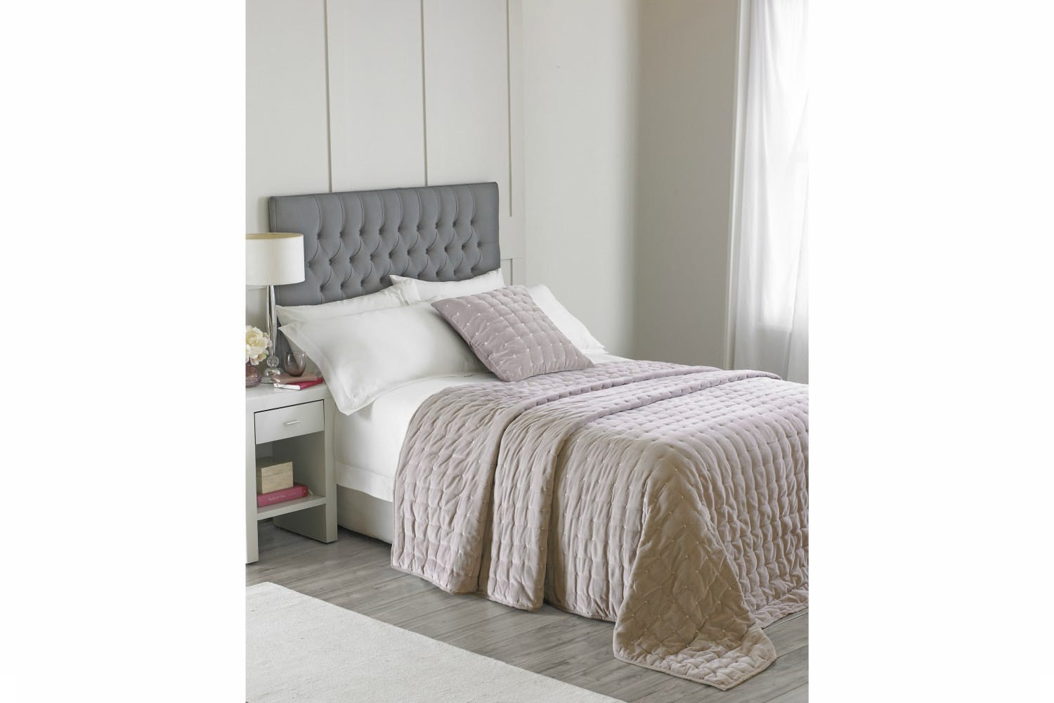 Lexington Bedspread Heather