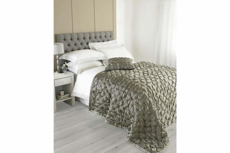 Limoges Bedspread Taupe