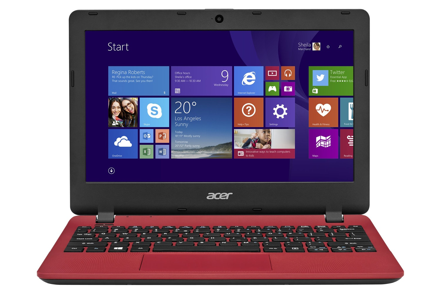 "Acer ES1-132 11.6"" Celeron 