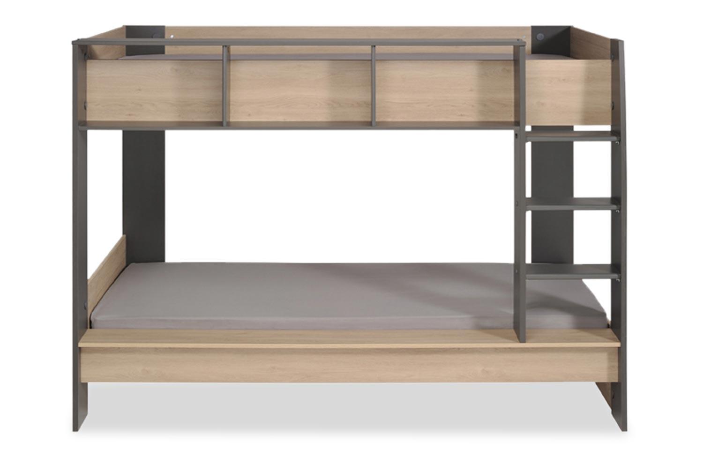Tercio Bunk Storage | Brook Oak/Dark Grey