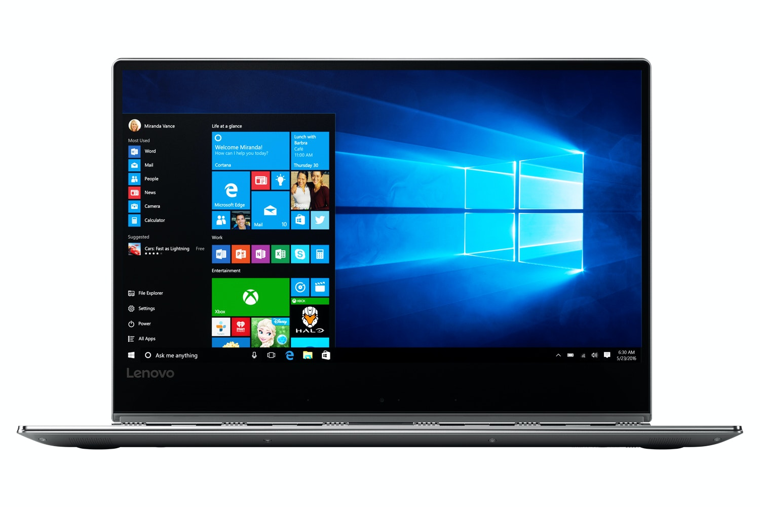 "Lenovo YOGA 910 13.9"" Core i5 