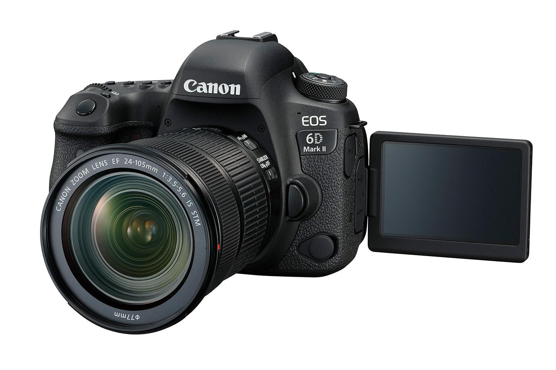 Canon EOS 6D Mk II & 24-105mm IS STM Lens