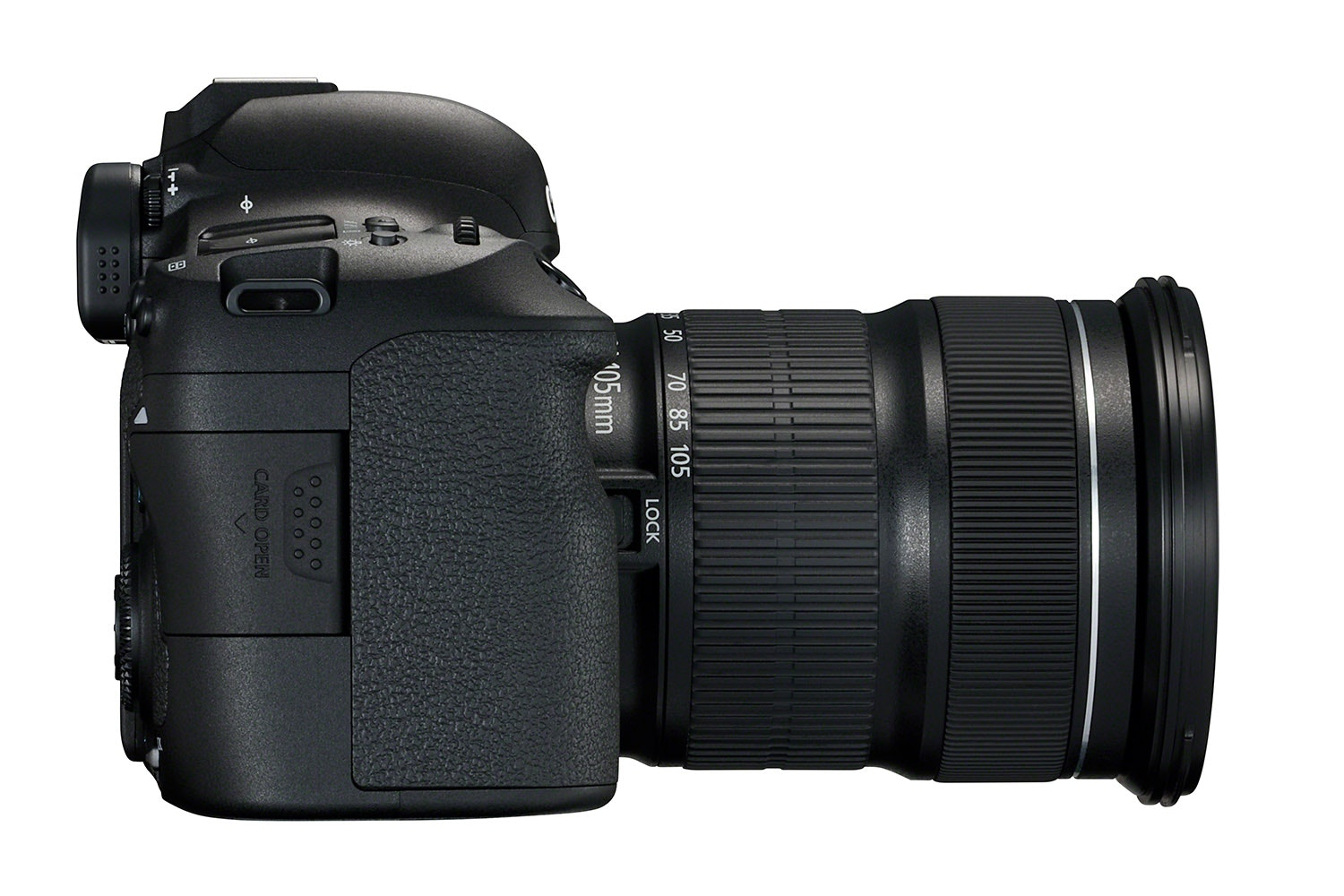Canon EOS 6D Mk II & 24-105mm IS STM Lens