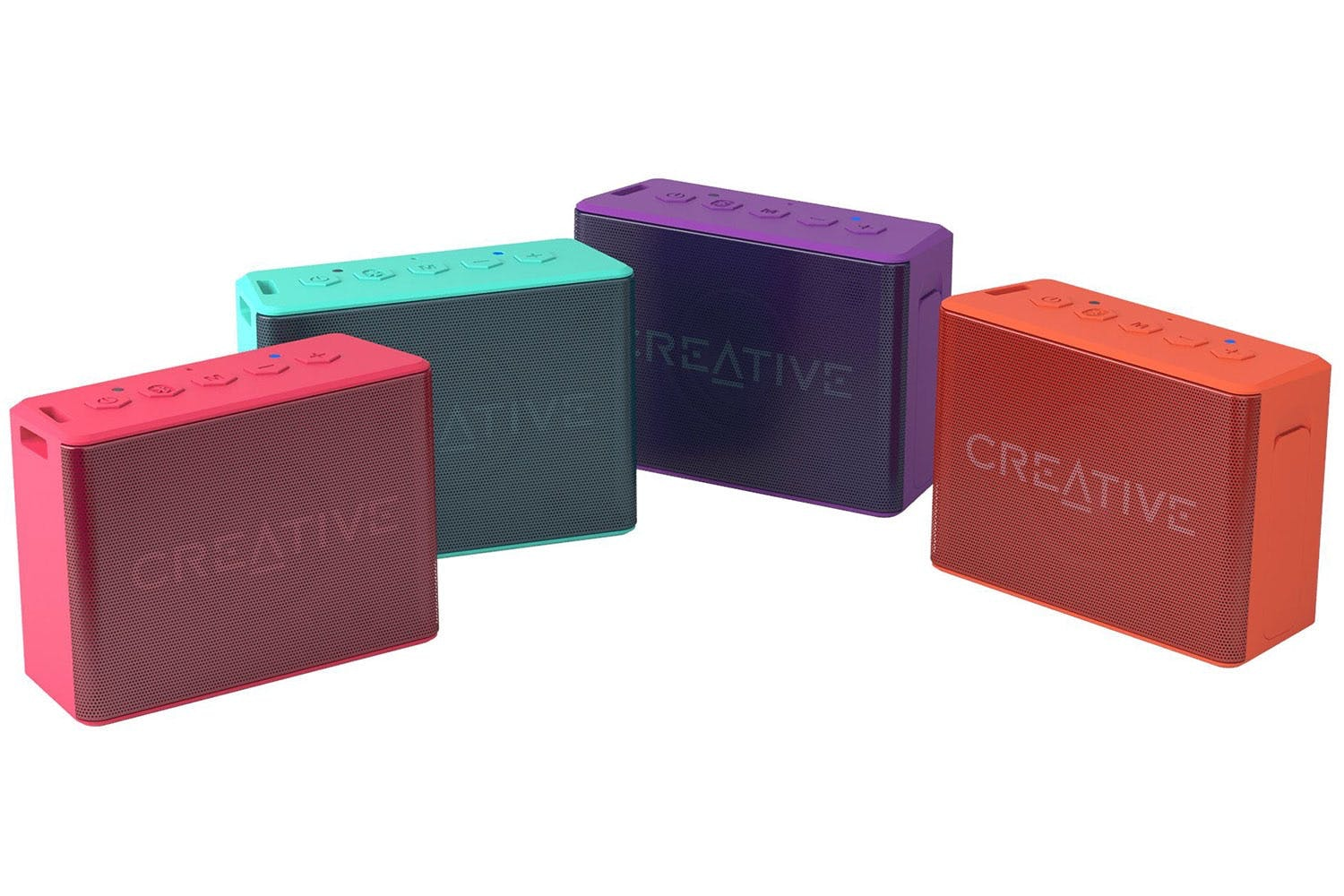 Creative MUVO 2C Bluetooth Speaker | Pink