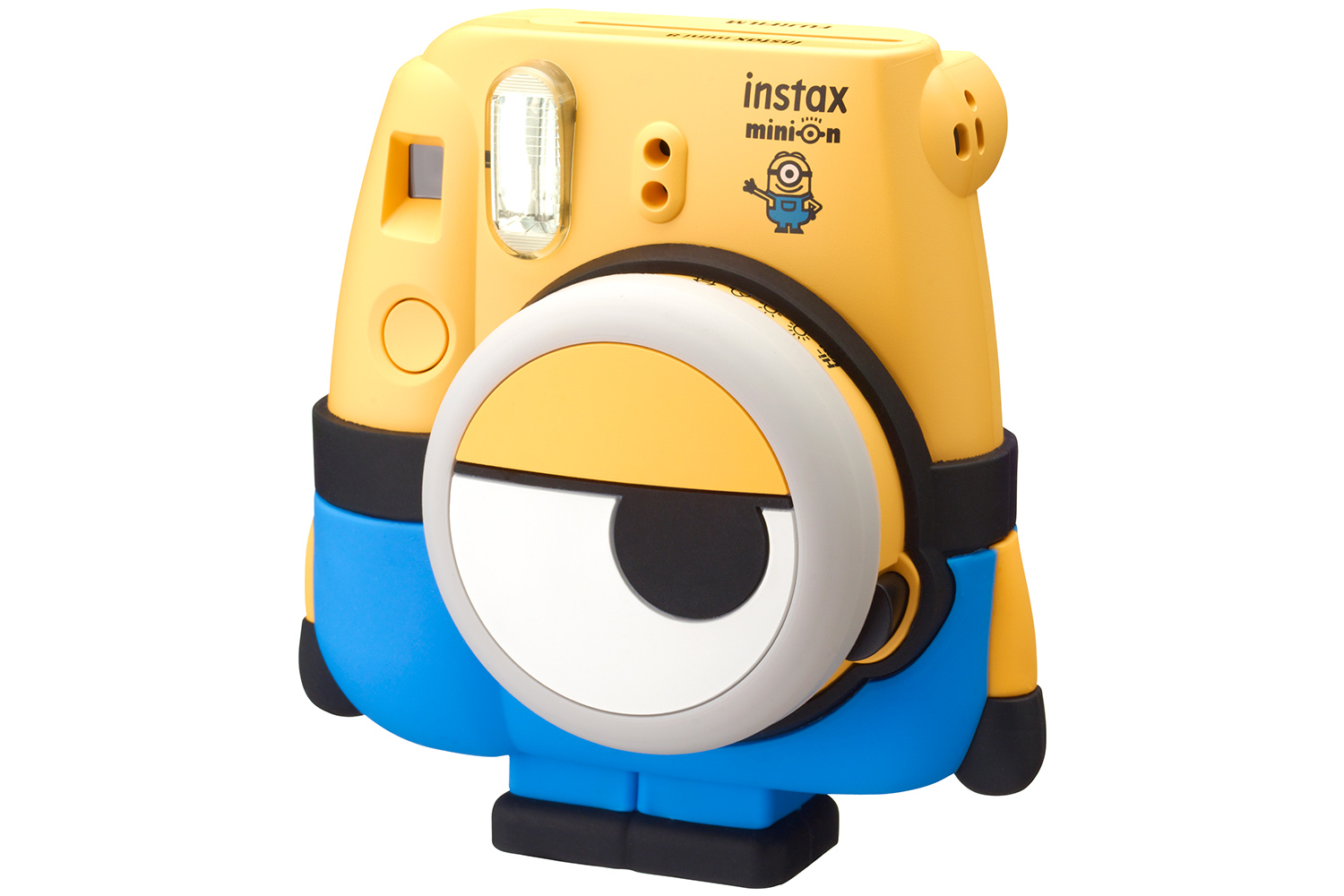 Minion Camera App : Fujifilm instax mini minion edition ireland