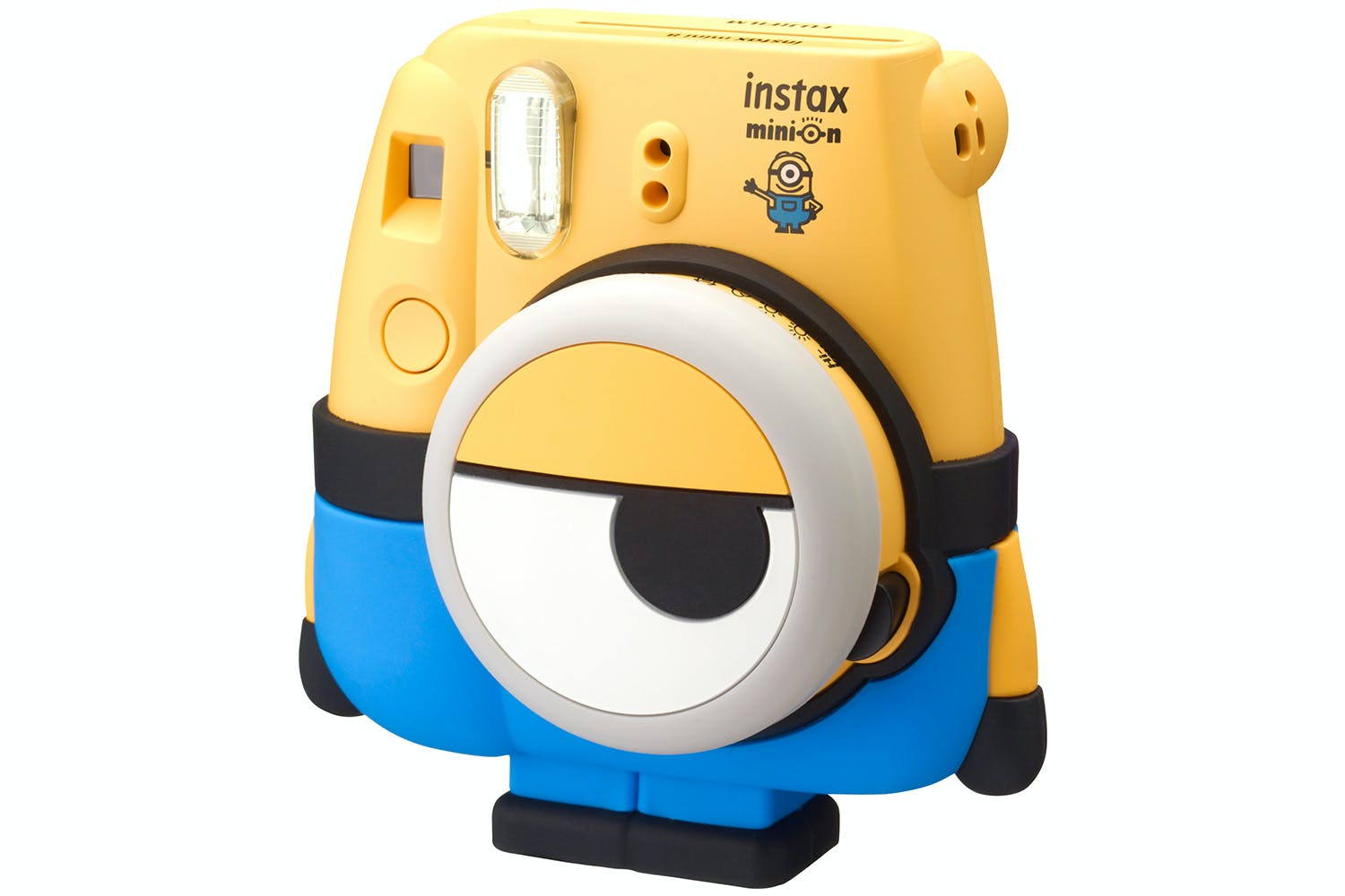 Minion Camera Case : Fujifilm instax mini 8 minion edition ireland
