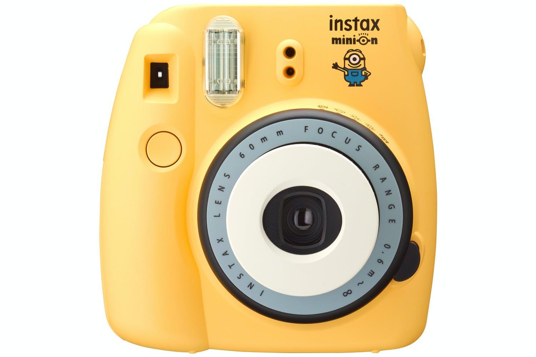 Minion Camera Case : Fujifilm instax mini 8 minion edition ireland
