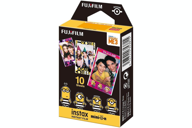 Fujifilm Instax Mini Film | Minion Movie film