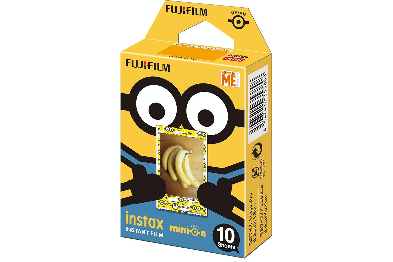Fujifilm Instax Mini Film | Minion Standard film