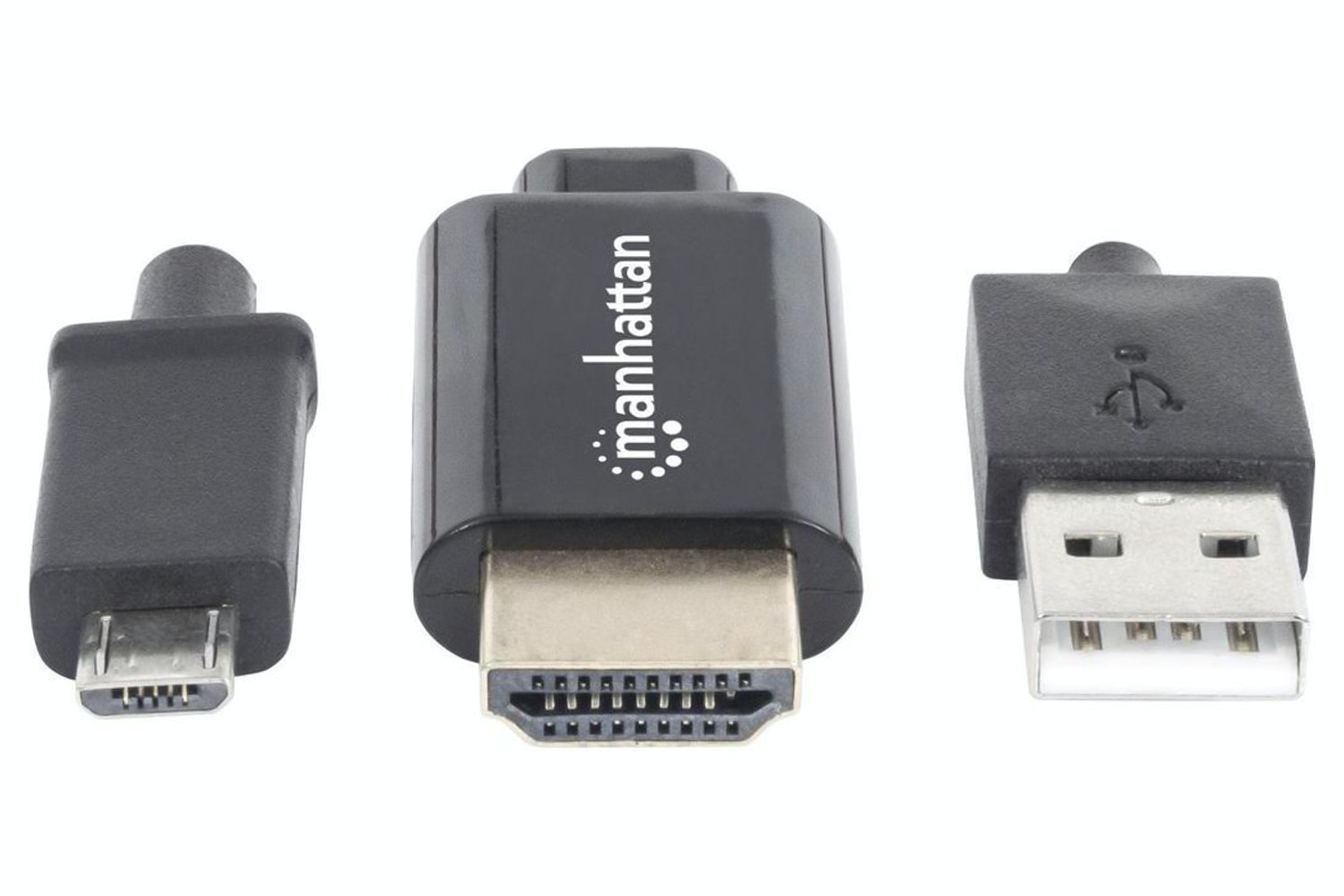 Manhattan MHL Micro USB 5-pin to HDMI