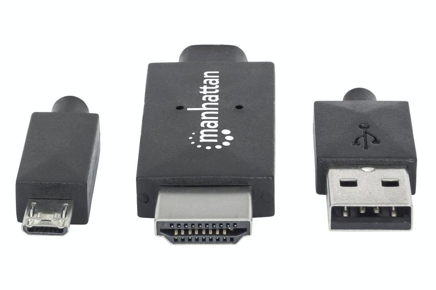 Manhattan MHL Micro USB 11-Pin to HDMI