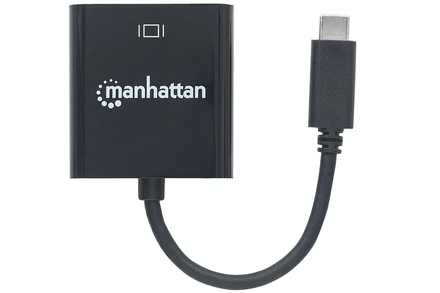 Manhattan USB Type-C to VGA Converter