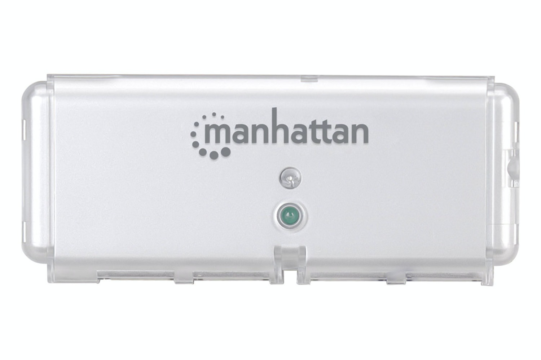 Manhattan Hi-Speed USB 4 Ports Pocket Hub