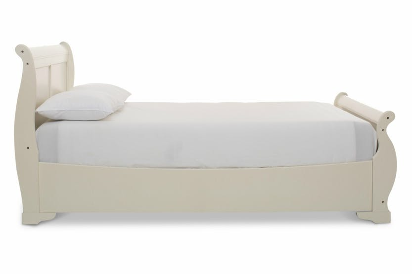 Chantelle Bed Frame | 5Ft | Creme