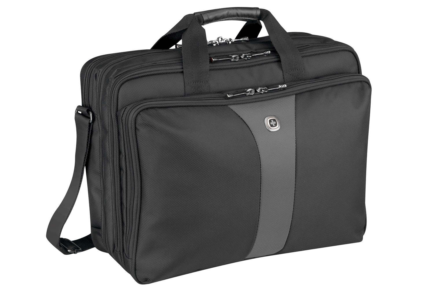 "Wenger Legacy 17"" Triple Laptop Case 