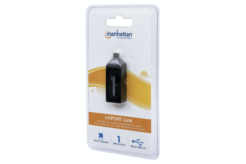 Manhattan imPORT Link Multifunction Adapter